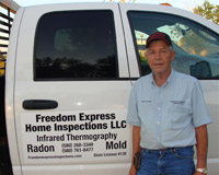 Charley from Freedom Home Inspections