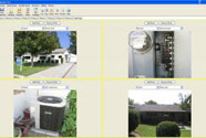 home inspection software photo editing view