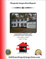 Sample Home Inspection Report with Video